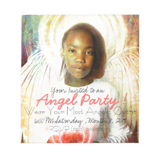 Angel Party 1 Note Pad