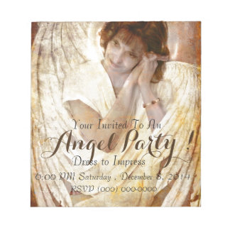 Angel Party 2 Notepads