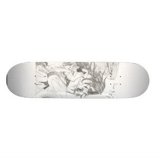 ángel tablas de skate