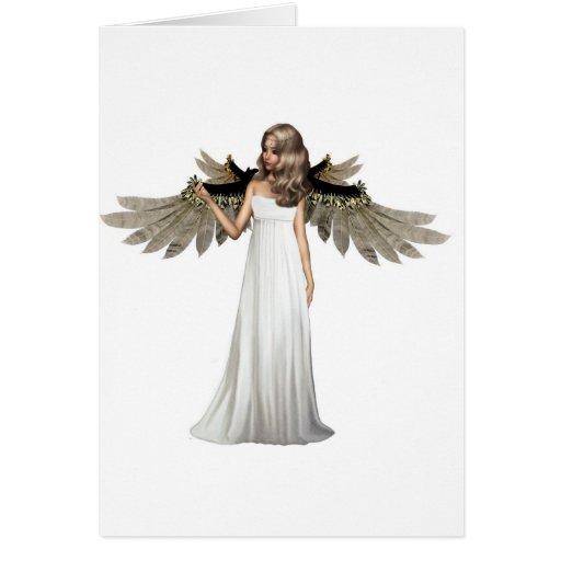 Ángel perfecto tarjetas