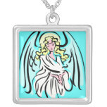 ANGEL PERSONALIZED NECKLACE