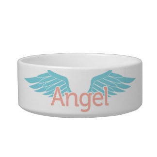 Angel Pet Bowl