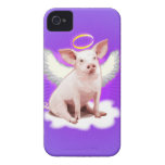 Angel Pig Case-Mate iPhone 4 Case