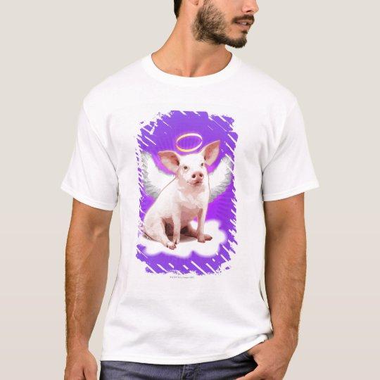 Angel Pig T-Shirt