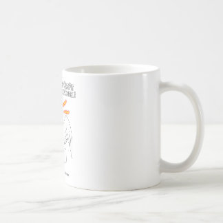 Angel Pinhead Coffee Mug