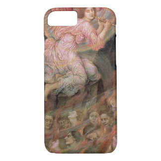 Angel Piping to Souls in Hell by Evelyn De Morgan iPhone 7 Case