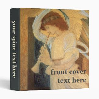 Angel Playing Flageolet By Burne Jones Binder