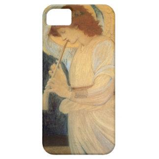 Angel Playing Flageolet By Burne Jones iPhone SE/5/5s Case