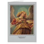 angels, old, antique, painting, arts, renaissance,