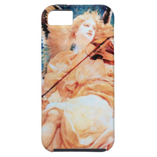 Angel Playing Violin painting iPhone SE/5/5s Case