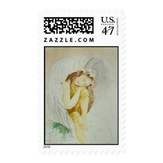 Angel postage