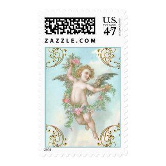 Angel Postage for The Holiday