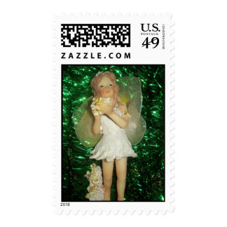 Angel Postage Stamp