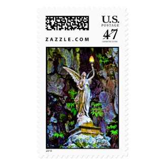 Angel Postage Stamps