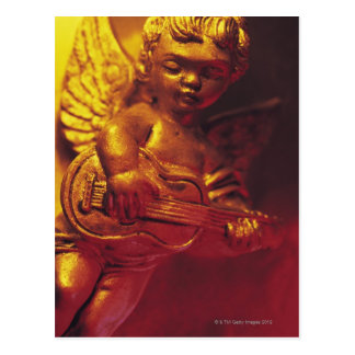 angel postcard
