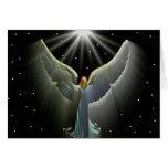 Angel Power Card Greeting Card