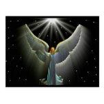 Angel Power Postcard