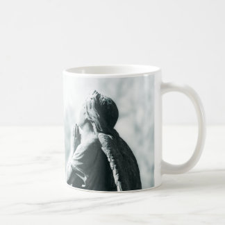 angel prayer coffee mug