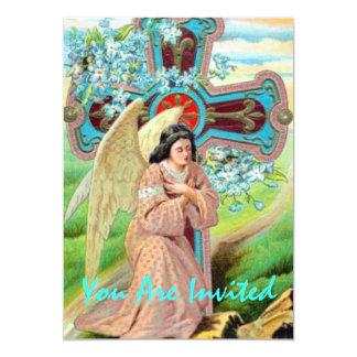 Angel Prayer Personalised Announcement