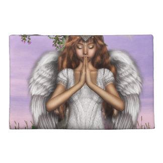 Angel Prayers Travel Accessory Bag