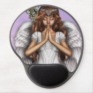 Angel Prayers Gel Mouse Mat