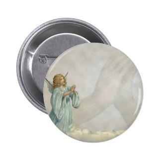 ANGEL PRAYING PIN
