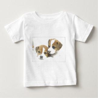 Angel Puppies Baby T-Shirt