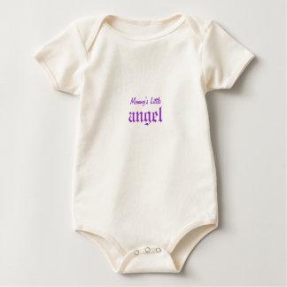 Angel Purple Wings Baby Shirt
