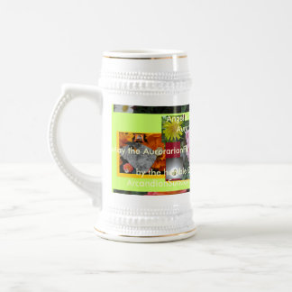 Angel¡q`ArcandïanPeacock`z AurorarïanFlowerzTr¡pz* Coffee Mugs