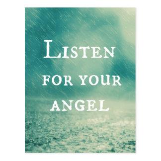 Angel Quote Postcards