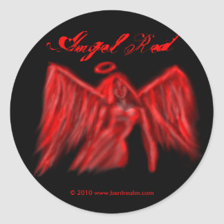 Angel Red, Stickers 1