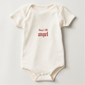 Angel Red Wings Baby Shirt