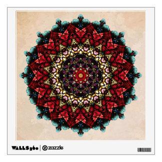 Angel Robes Kaleidoscope Wall Art Decal Wall Sticker