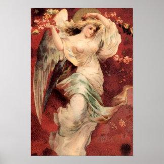 Angel Rose - Print
