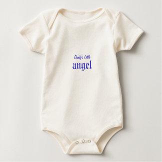 Angel Royal Blue Wings Baby Shirt