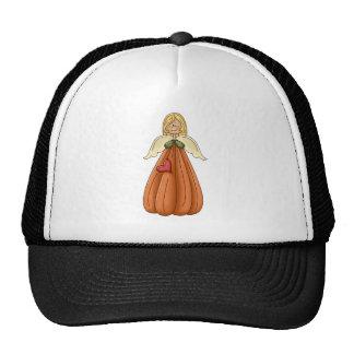 ángel rubio de la calabaza gorra