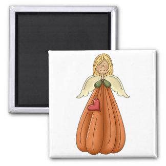 ángel rubio de la calabaza imanes para frigoríficos
