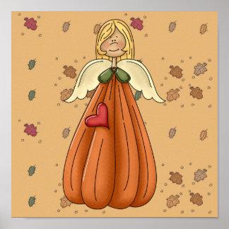 ángel rubio de la calabaza impresiones