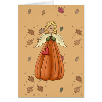 ángel rubio de la calabaza tarjetón