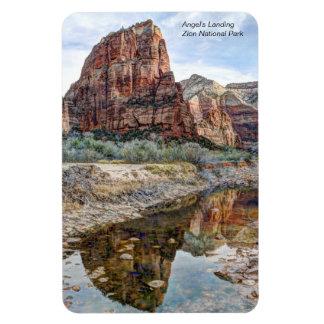 Angel s Landing Zion National Park Magnets