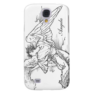 Angel Samsung Galaxy S4 Case