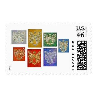 Angel Series Stamp stamp