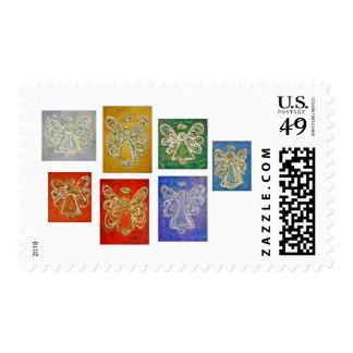 Angel Series Stamp
