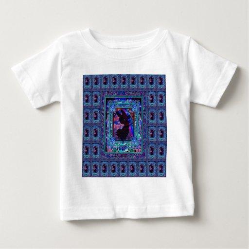 Angel Silhouette Baby T-Shirt