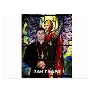 ANGEL  SINALOA SAN CHAPO ORIGINALS PRODUCTS POSTCARD