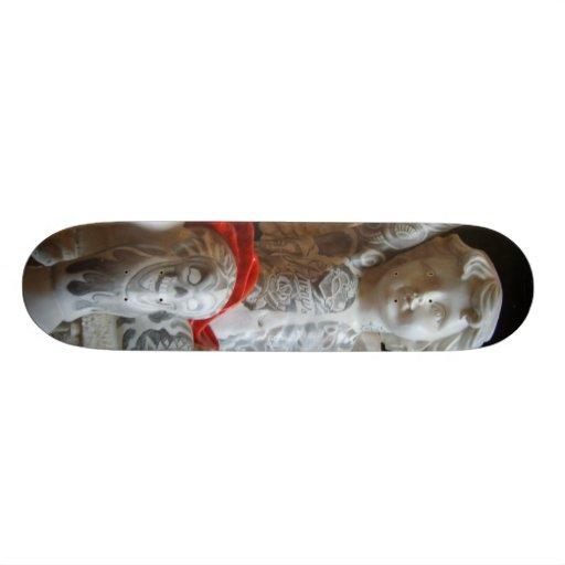 angel skateboard decks