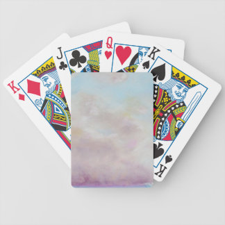 Angel Sky playing cards