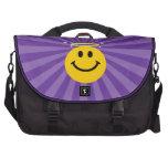 Angel Smiley face Commuter Bag