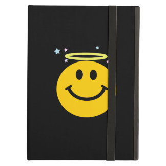 Angel Smiley face iPad Air Cover
