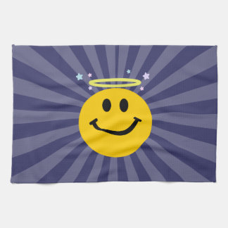 Angel Smiley face Kitchen Towels